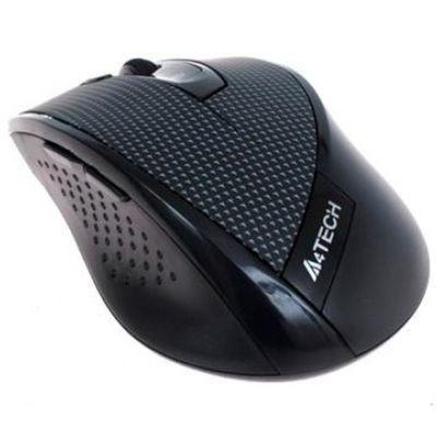 Мышь A4Tech G10-730F-1 USB Black Plaid
