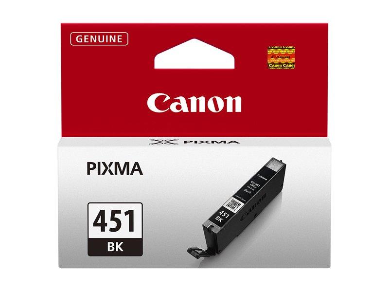 Цветной струйный принтер CANON CLI-451BK XL