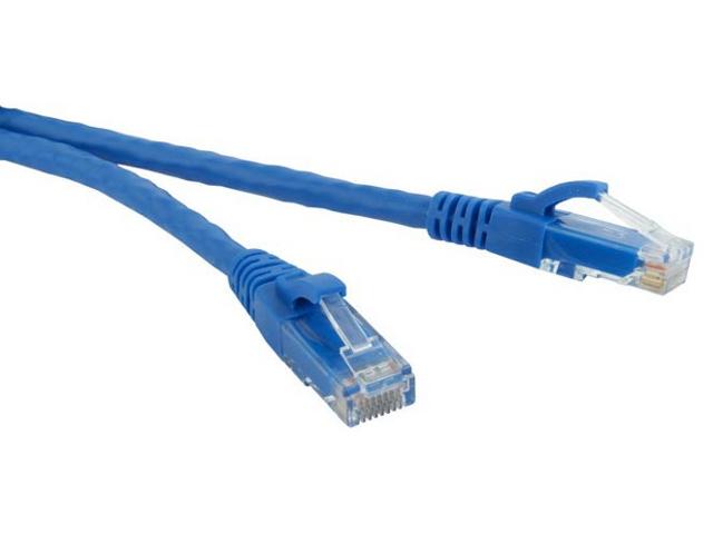 Сетевой кабель ExeGate UTP cat.5e 1m Blue 241494