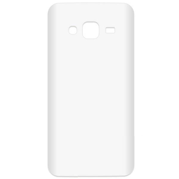 Чехол Krutoff для Samsung Galaxy J3 2016 SM-J310 TPU Transparent 11955