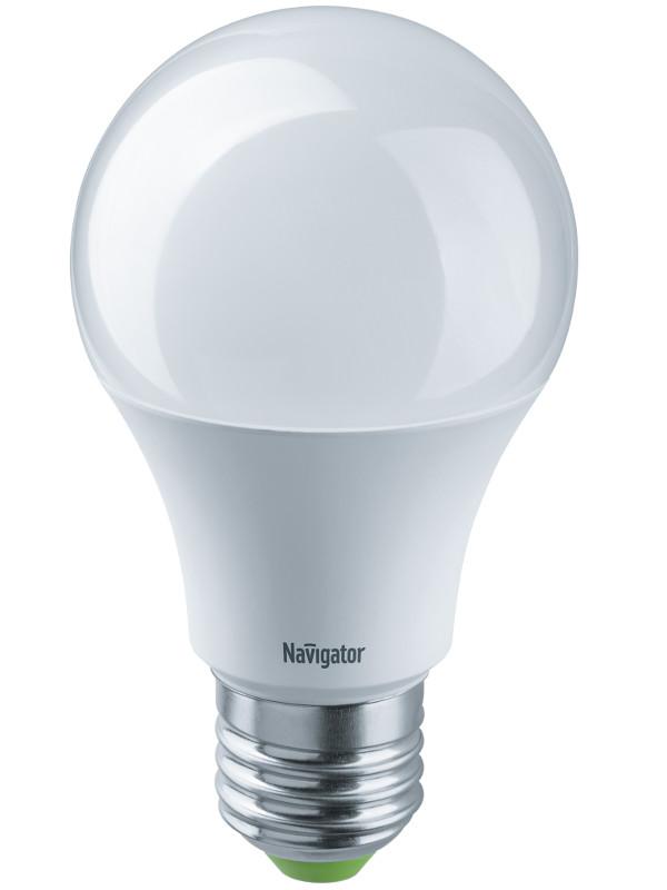 Лампочка Navigator 61 477 NLL-A60-12-12/24-4K-E27