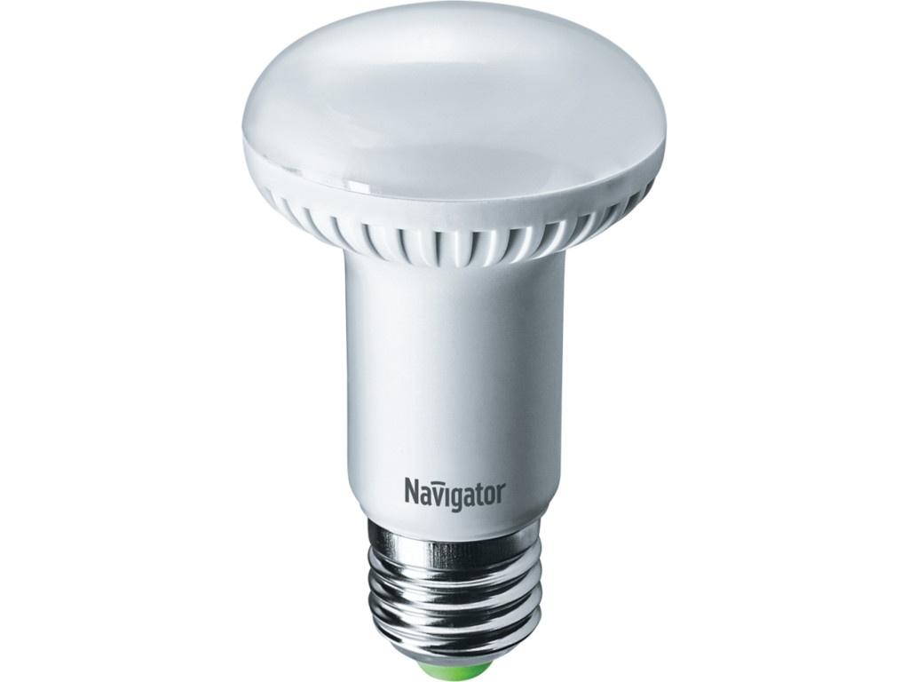 Лампочка Navigator 61 256 NLL-R63-5-230-6.5K-E27