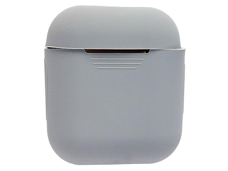 Чехол Activ Silicone Slim для APPLE AirPods Grey 91801