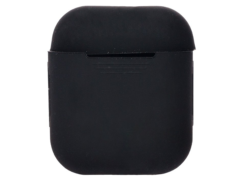 Чехол Activ для Apple AirPods Silicone Black 97774