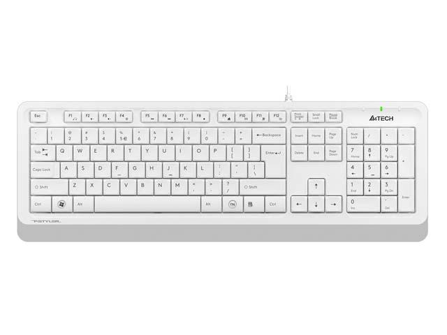Клавиатура проводная A4TECH FK10