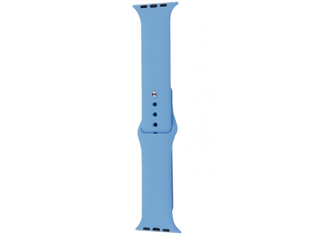 Аксессуар Ремешок Activ для APPLE Watch 42/44mm Sport Band S Sky Blue 107226