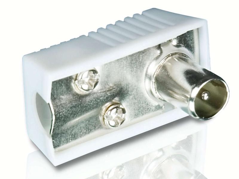 Комплект разъёмов Philips PAL M/M Connector SWV2560W/10
