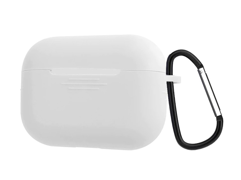 Чехол Activ Silicone для APPLE AirPods Pro Transparent 115980