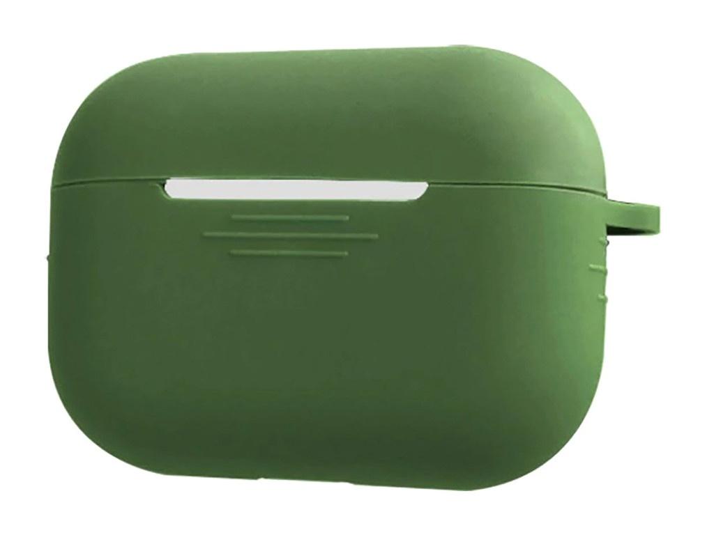 Чехол Activ Silicone для APPLE AirPods Pro Pine Green 112307