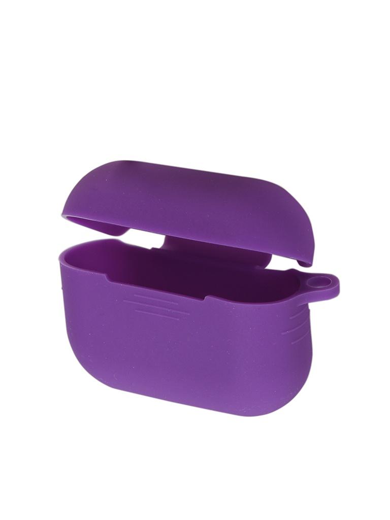 Чехол Activ Silicone для APPLE AirPods Pro Light Violet 112309