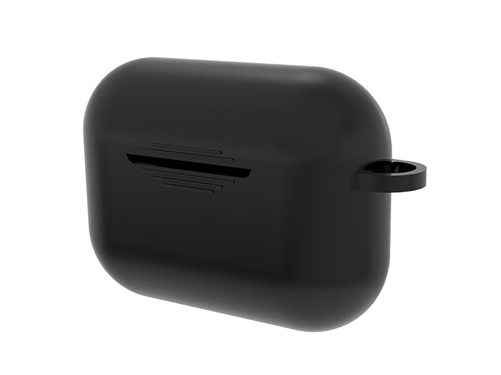 Чехол Activ Silicone для APPLE AirPods Pro Black 112305