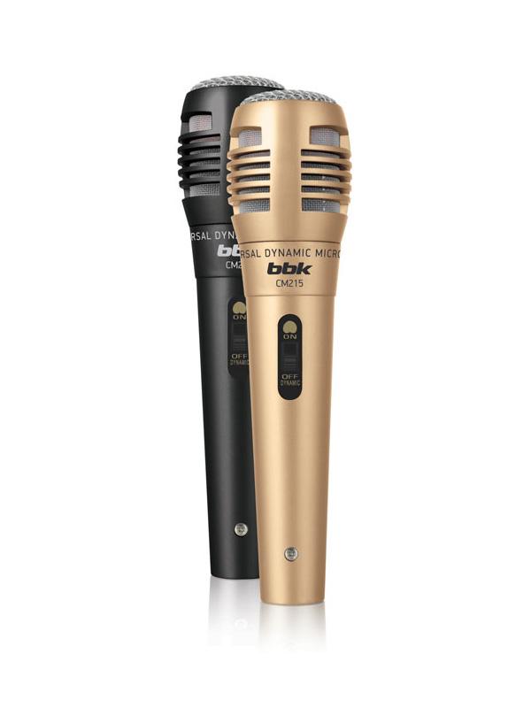 Микрофон BBK CM215