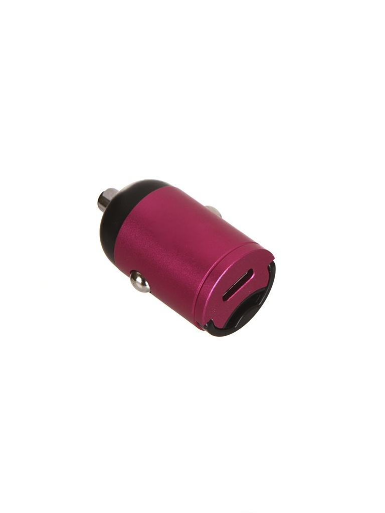 Зарядное устройство Baseus Tiny Star Mini PPS Car Charge Type-C Port 30W Pink VCHX-B04