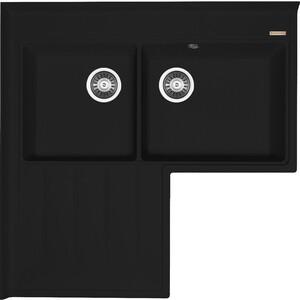 Кухонная мойка Florentina Адрия 960 антрацит FSm (20.380.L0960.302)
