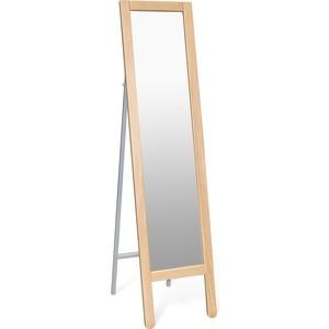Зеркало напольное Sheffilton Альберо SHT-M1 прозрачный лак
