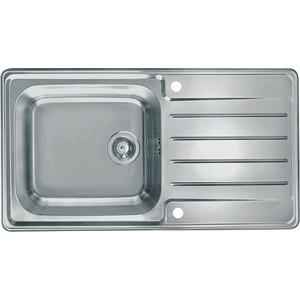 Мойка кухонная Alveus Praktik 100 нержавеющая сталь (1085977)