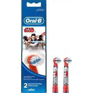 Насадка для электрических зубных щеток Oral-B EB10-2K Star Wars Очень мягкая 2шт (3+ лет)