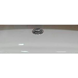 Кнопка арматуры бачка Cezares хром (CZR-BTN-Cr)