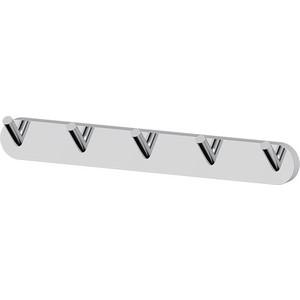 Планка с 5 крючками Artwelle Harmonie хром (HAR 003)