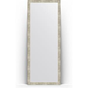 Зеркало напольное Evoform Definite Floor 76x196 см, в багетной раме - алюминий 61 мм (BY 6001)