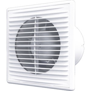 Вентилятор AURAMAX осевой вытяжной с антимоскитной сеткой и электронным таймером D 100 (B 4S ET)