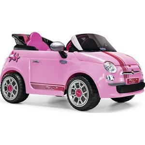 Детский электромобиль PEG-PEREGO FIAT 500 STAR PINK (ED1172)