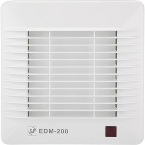 Вентилятор Soler#and#Palau осевой вытяжной D 120 (EDM200S)