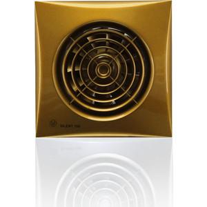 Вентилятор Soler#and#Palau осевой вытяжной с обратным клапаном D 100 (Silent100CZ Gold)