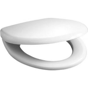 Сиденье для унитаза Jika Lyra Plus Antibak с микролифтом, пластиковые петли (8.9338.1.300.000)