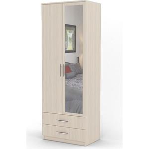 Шкаф двухдверный Гамма Дуэт 60х60 вяз