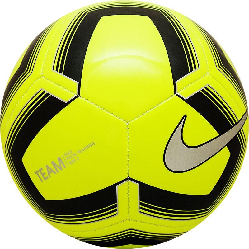 Мяч футбольный Nike Pitch Training SC3893-703 р.5