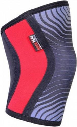 Наколенники RockTape 5мм (красный). Размер L 2173