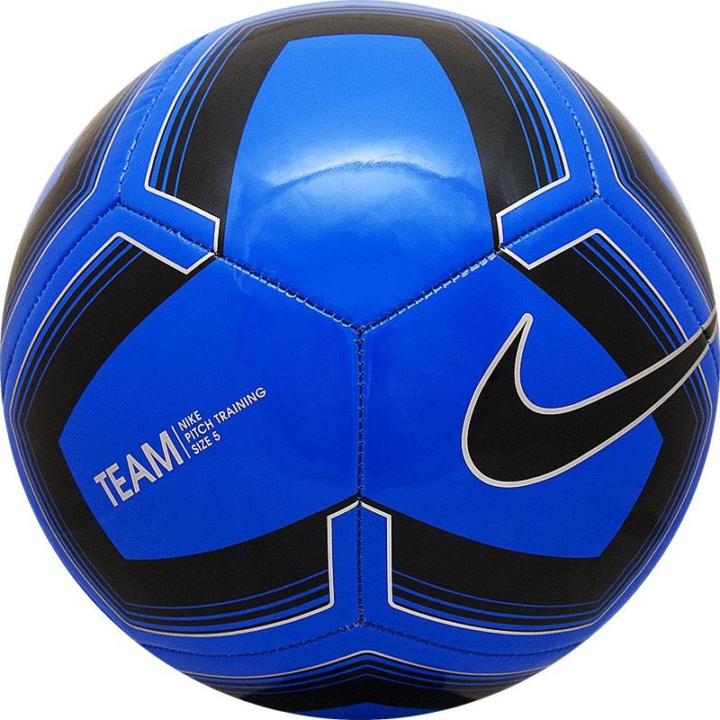 Мяч футбольный Nike Pitch Training SC3893-410 р.5