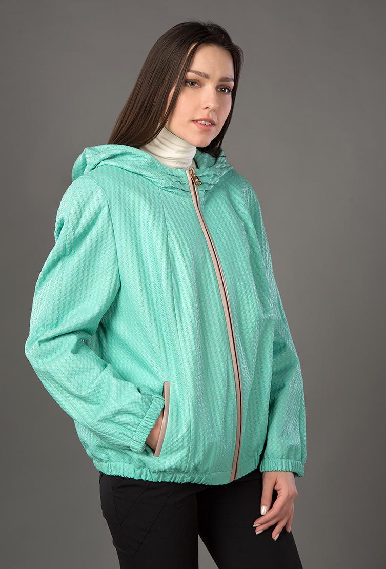 Модная легкая кожаная женская куртка из Турции