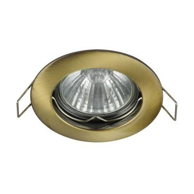Встраиваемый светильник MAYTONI DL009-2-01-BZ