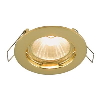 Встраиваемый светильник MAYTONI DL009-2-01-G