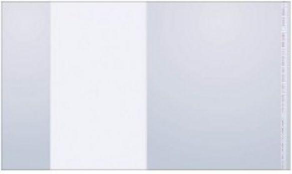 Обложка с липким слоем для учебников, контурных карт и атласов, универсальная
