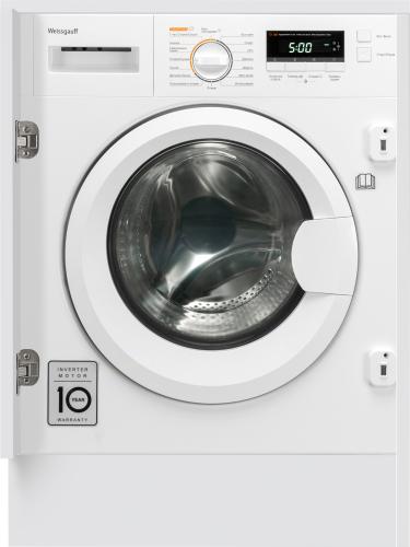 Встраиваемая стиральная машина c сушкой Weissgauff Wmdi 6148 D