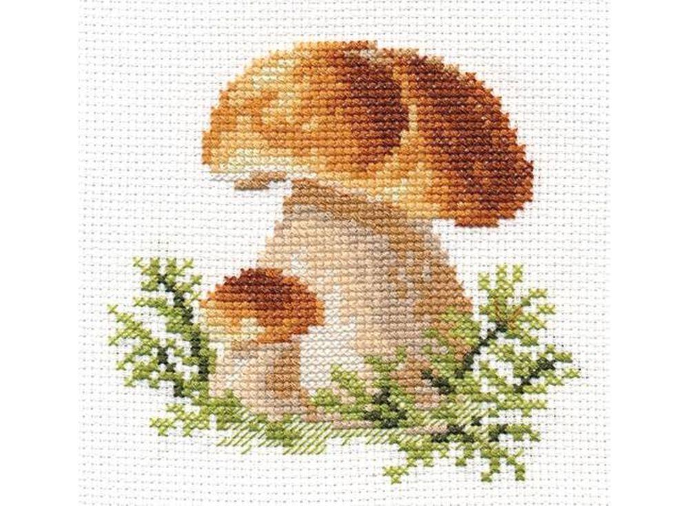 Набор для вышивания «Белые грибы»