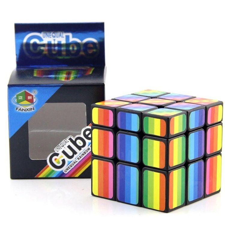 Головоломка Кубик Радуга 3х3х3 непропорциональный